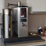 Przelewowy ekspres do kawy Bravilor Bonomat B5 HW.